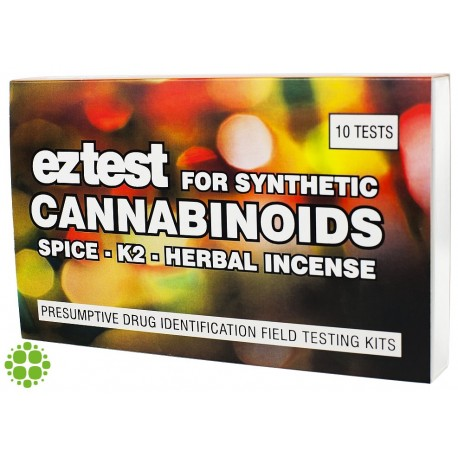 EZ Test Cannabinoids - 10 pcs pack