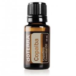 Copaiba - esenciálny olej
