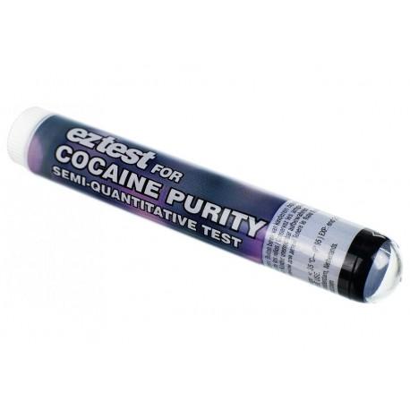 Test čistoty kokaínu